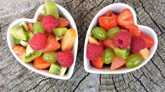 De 5 mest anbefalte fruktene for barn