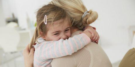 Frykt i barndommen og hvordan det kan overvinnes