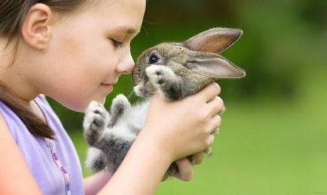 5 kjæledyr for barn som bor på landet