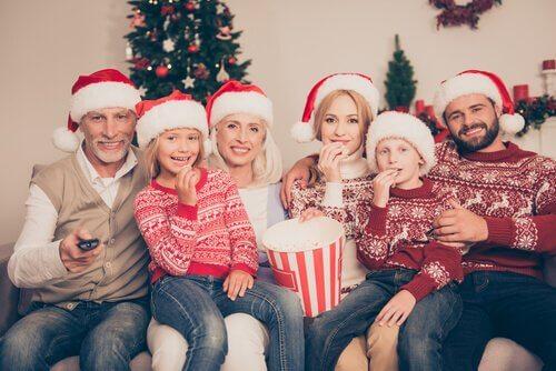 7 vidunderlige julefilmer hele familien kan glede seg over