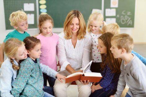 Den pedagogiske verdien av fortellinger for barn