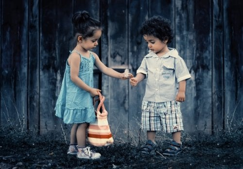Det er viktig å lære likestilling til barn.