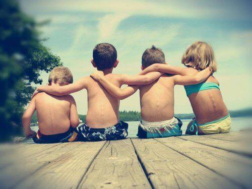 Det finnes mange fine sitater for å lære likestilling til barn.
