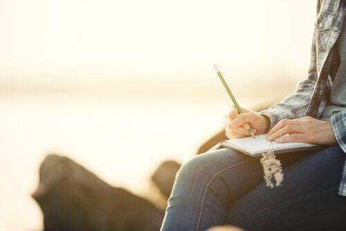 Oppdag alle fordelene med å skrive dagbok