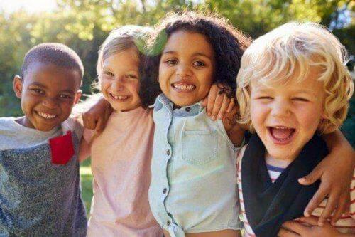Viktigheten av sosialisering i barndommen