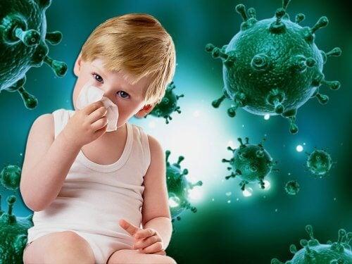 Er antibiotika effektivt mot alle infeksjoner?