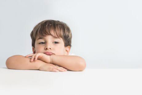 Hva du skal gjøre hvis barnet ditt er ulykkelig