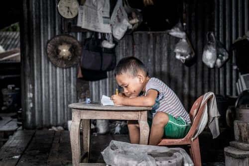 UNICEFs arbeid for beskyttelse av barn