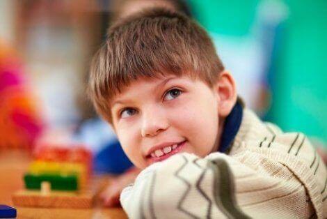 Barn med spesielle behov og deres familier