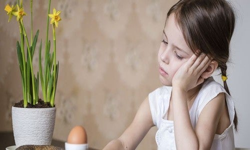 Vekttap i barndommen: Symptomer og årsaker
