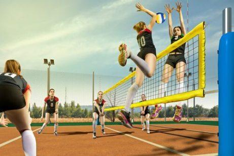 Idrett oppmuntrer til teamarbeid hos barn