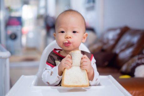 Den 11. måneden i et babys liv