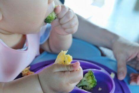 babystyrt mattilvenning