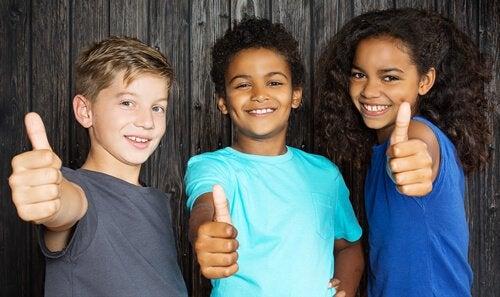 Hvordan lære barna å respektere forskjeller