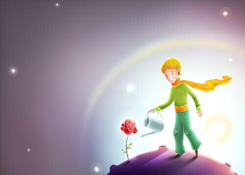 10 visdomsfylte setninger fra Den lille prinsen