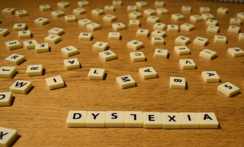 4 aktiviteter for barn med dysleksi