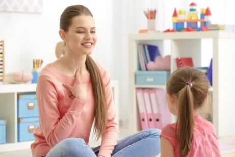 Feil som foreldre gjør når barn uttaler ord feil