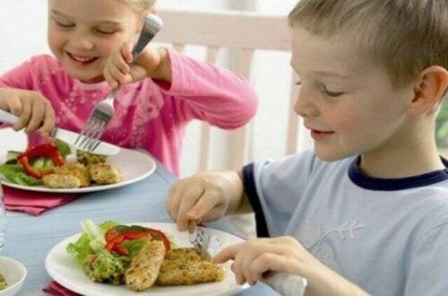 6 gode oppskrifter på fisk for barn
