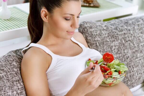 Matvarer som inneholder folsyre