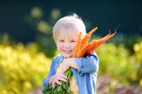 Vegansk kosthold: Er det anbefalt for barn?