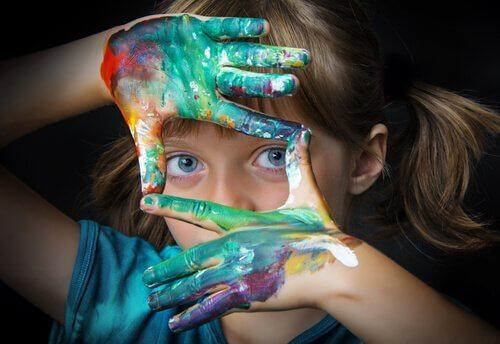 12 øvelser i kunstterapi for barn