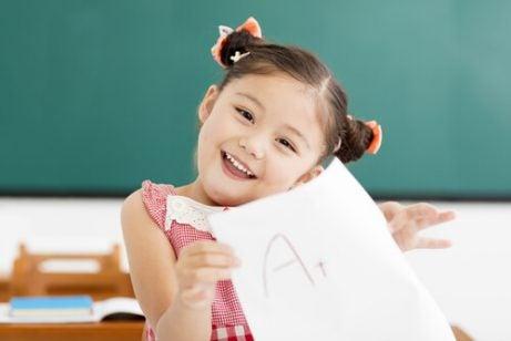 Oppdra barn som ønsker å lykkes