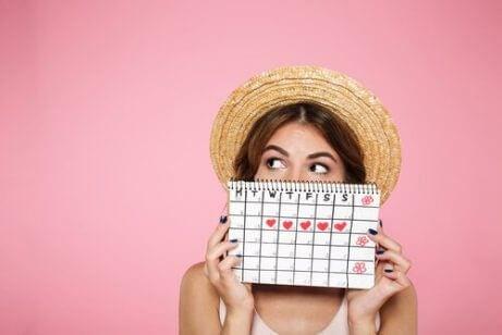 Interessante fakta om menstruasjonssykluser og unnfangelse