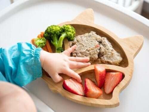 Oppskrifter for babystyrt mattilvenning