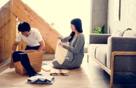 Mental arbeidsbelastning: Mødres usynlige arbeid