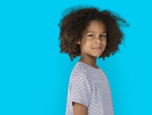 Hvordan et barns selvbilde utvikler seg