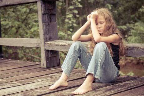Tristhet hos barn: forståelse, læring og følsomhet