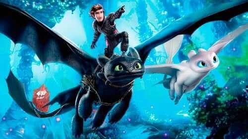 De beste filmene fra DreamWorks