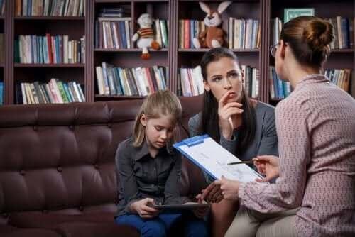 Når bør man gå til en barnepsykolog?