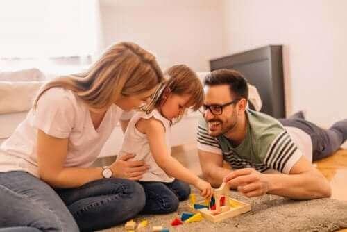 Lær barn å holde fast på prinsippene sine