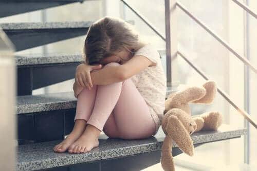 Generalisert angstlidelse hos barn