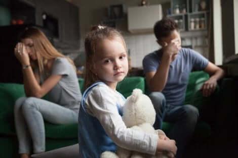 Hvordan fortelle barna at vi skal skilles?