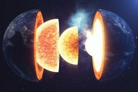 En enkel forklaring på hvordan planeten ble dannet