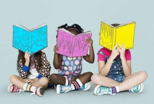 Morsomme barnebøker morer og underholder.
