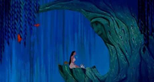 Pocahontas og naturvern