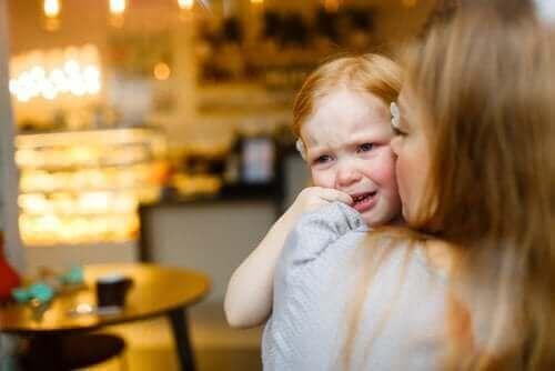 Førstehjelp for barn: Råd til foreldre