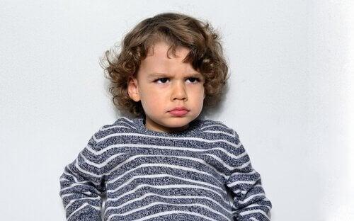 Sutring hos barn: Ekte eller manipulasjon?