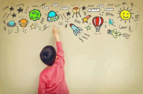 Hvordan forbedre den visuelle hukommelsen til barn