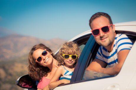De beste spanske feriedestinasjonene for familien