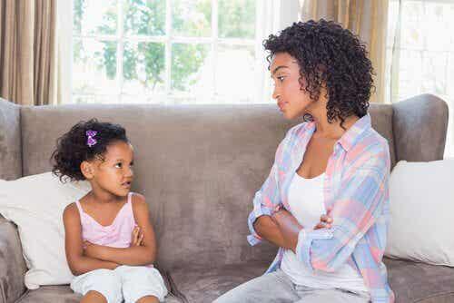 Når bør du forhandle med barna dine?