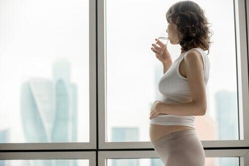 Underlivsinfeksjoner under graviditeten