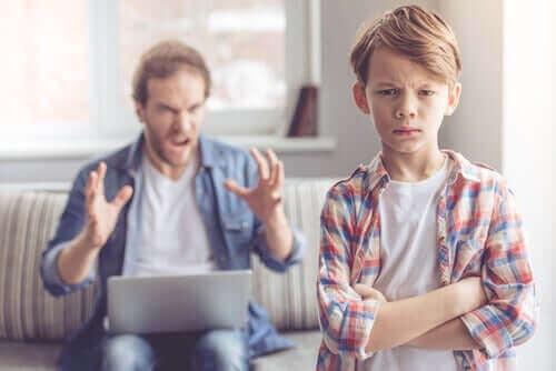 Gutt med opposisjonell atferdsforstyrrelse