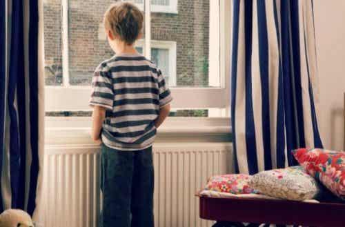 Noen vanlige myter angående introverte barn