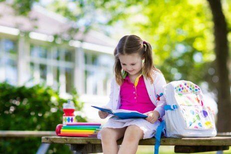 Barns utvikling i begynnelsen av barneskolealder