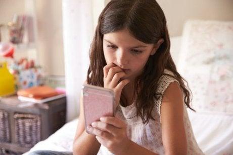 8 negative effekter av teknologi på barn