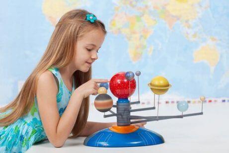 Begynnelsen av barneskolealder